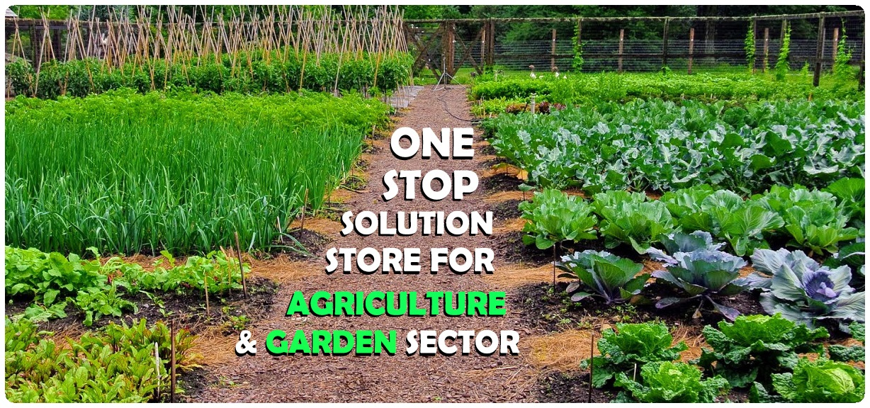 One Stop Solution Store for Agriculture