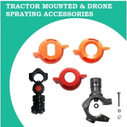 Tractor Mounted & Drone Spraying Accessories