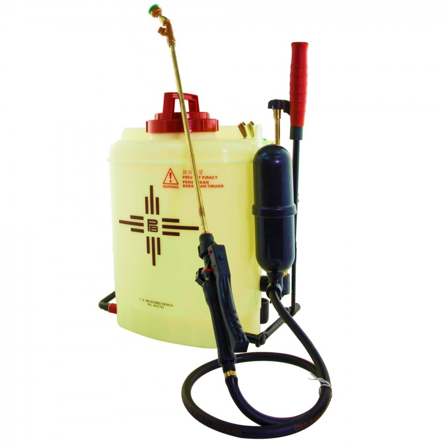 PB16 Malaysia Cross Mark Agricultural Knapsack Sprayer
