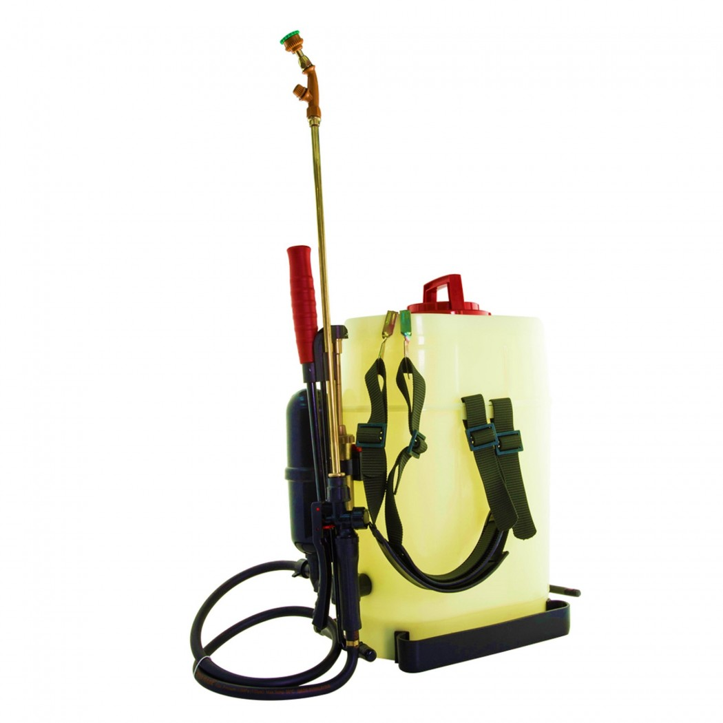 Knapsack Sprayer Manual 16L Model PB16 Brand by Cross Mark