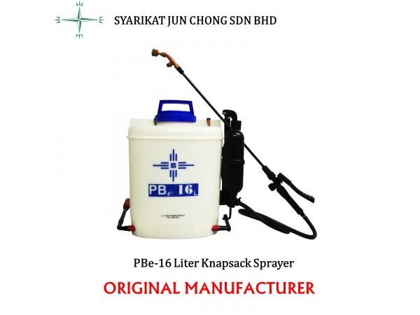 PBe 16 Liter Cross Mark Knapsack Sprayer