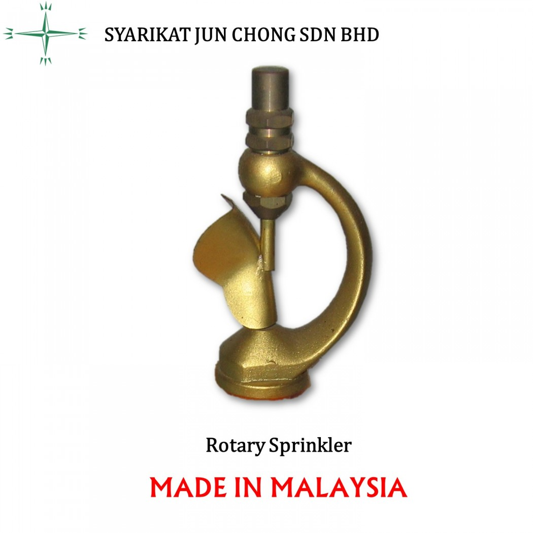Rotary Sprinkler For Watering Plant