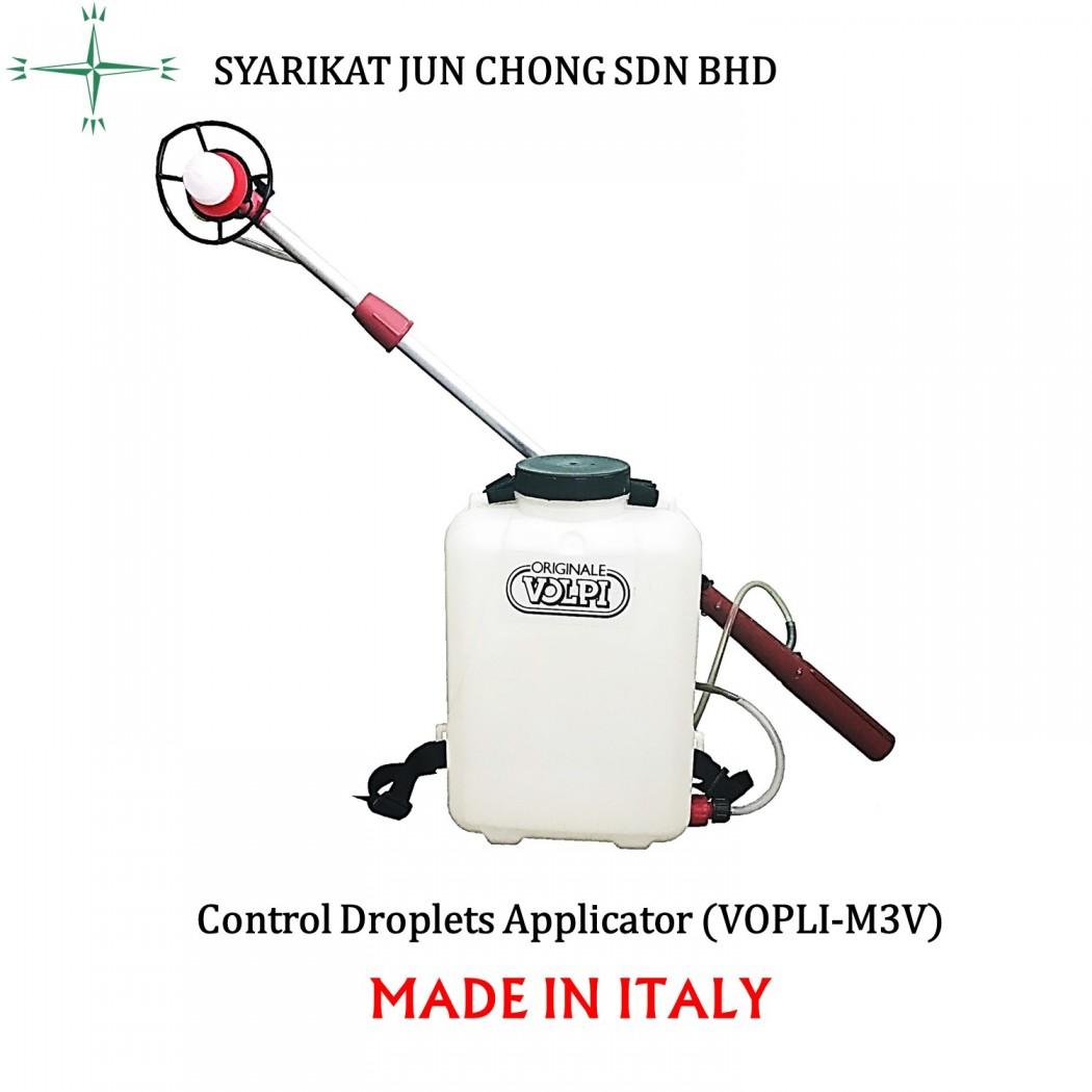 Control Droplets Applicator Volpi M3V