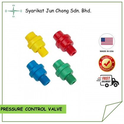 Pressure CF Control Valve