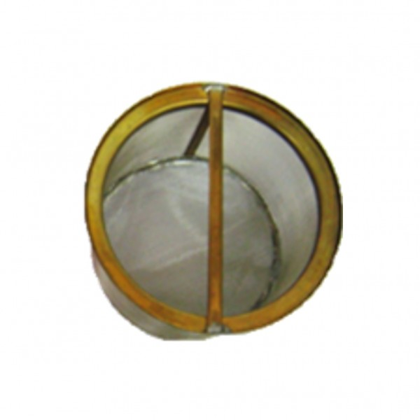 Crossmark Brass Strainer