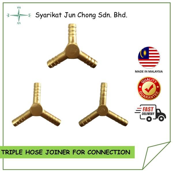 Triple Hose Joiner Connector