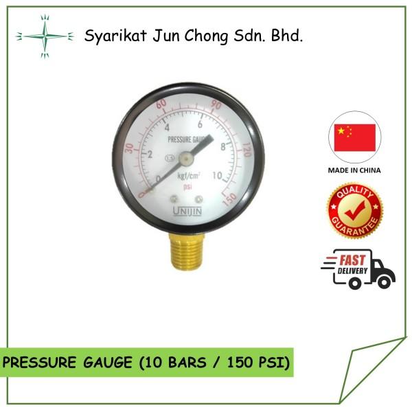 Pressure Gauge 10 Bar
