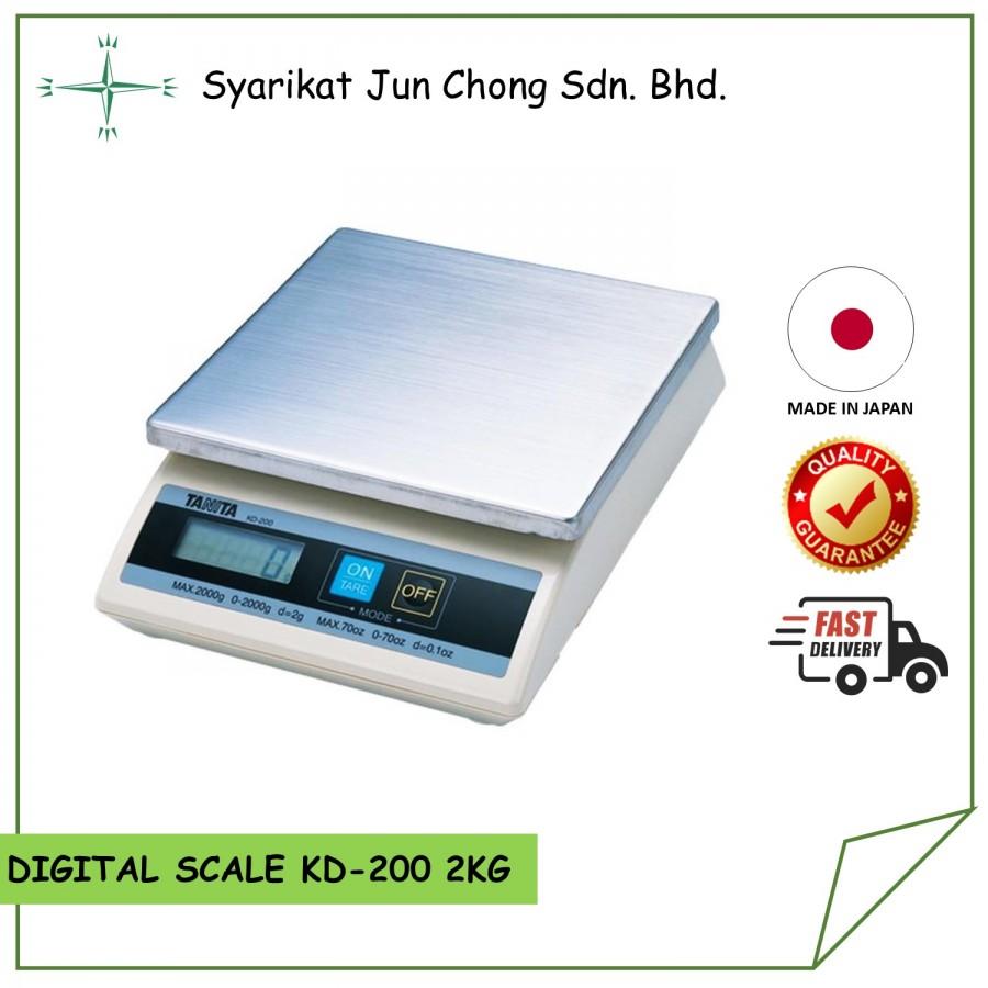 Tanita-KD-200 Digital General Purpose Mini Scale (2 kg)