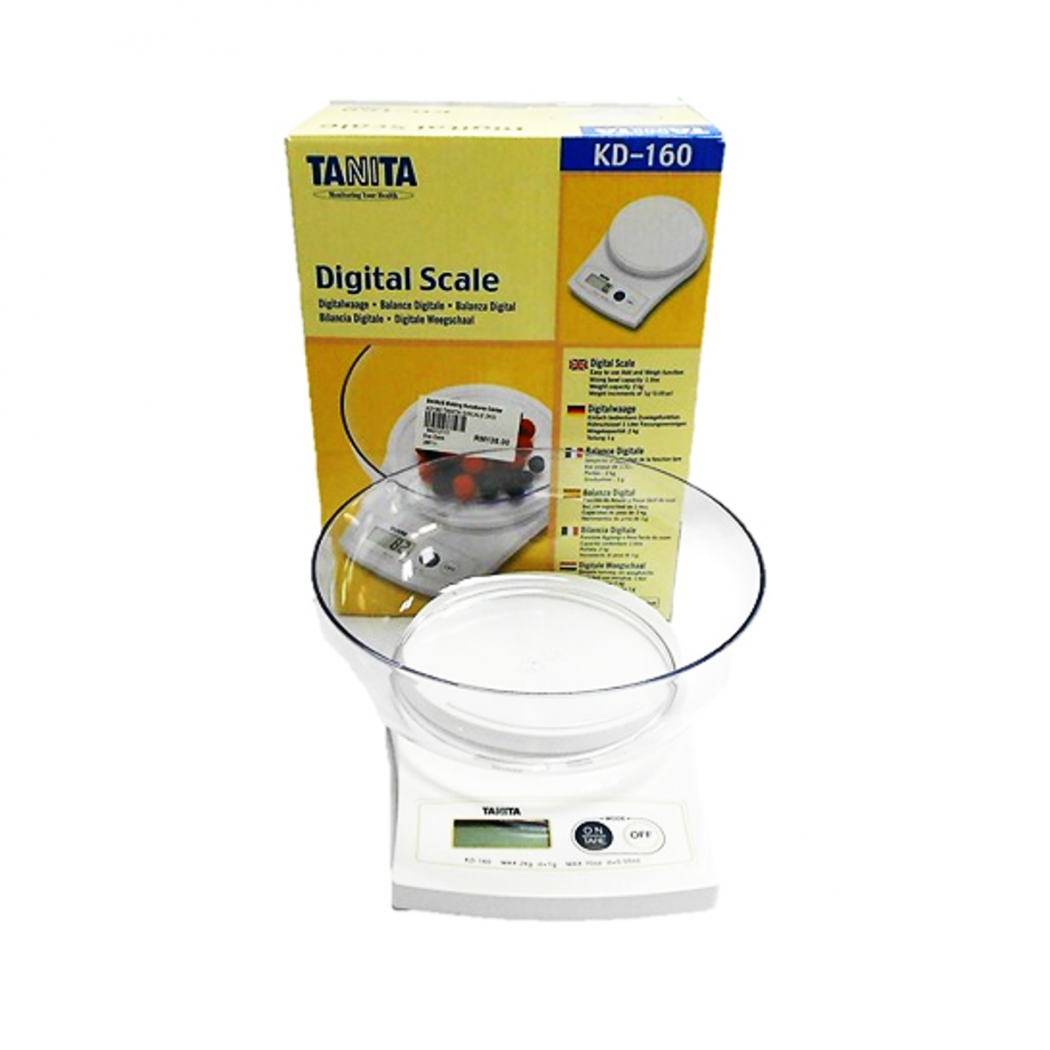 Tanita Digital Scale KD-160-2kg