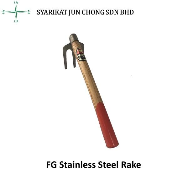 FG Stainless Steel Rake