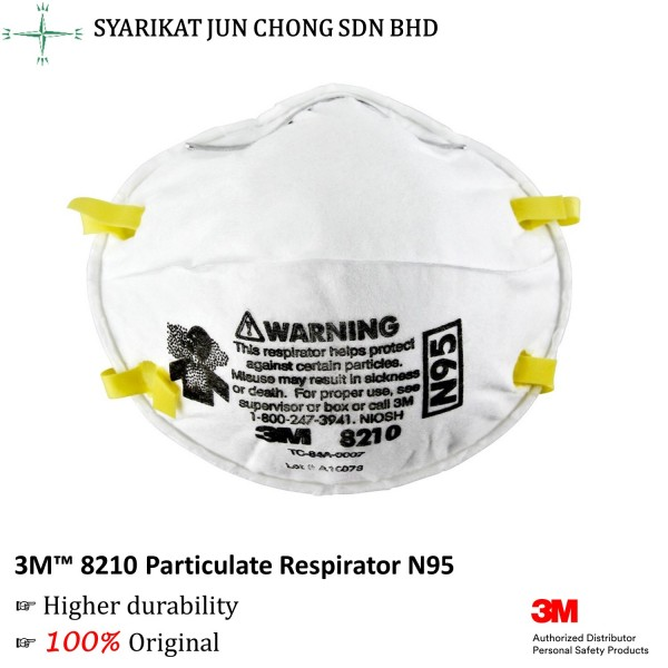 3M Respiratory Protection 8210(US)