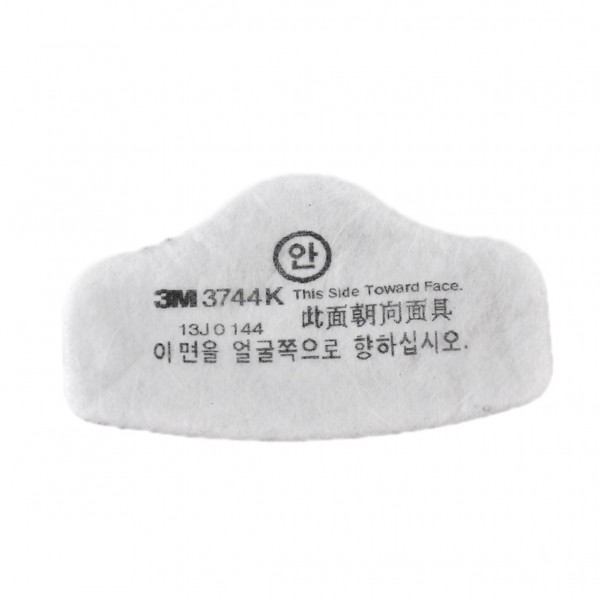 3M Particulate Filter with Organic Vapor 3744
