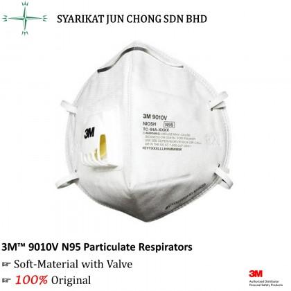 3M N95 Particulate Respirators 9010V