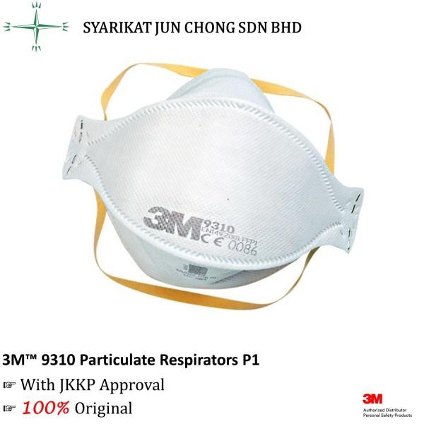 3M Particulate Respirators 9310