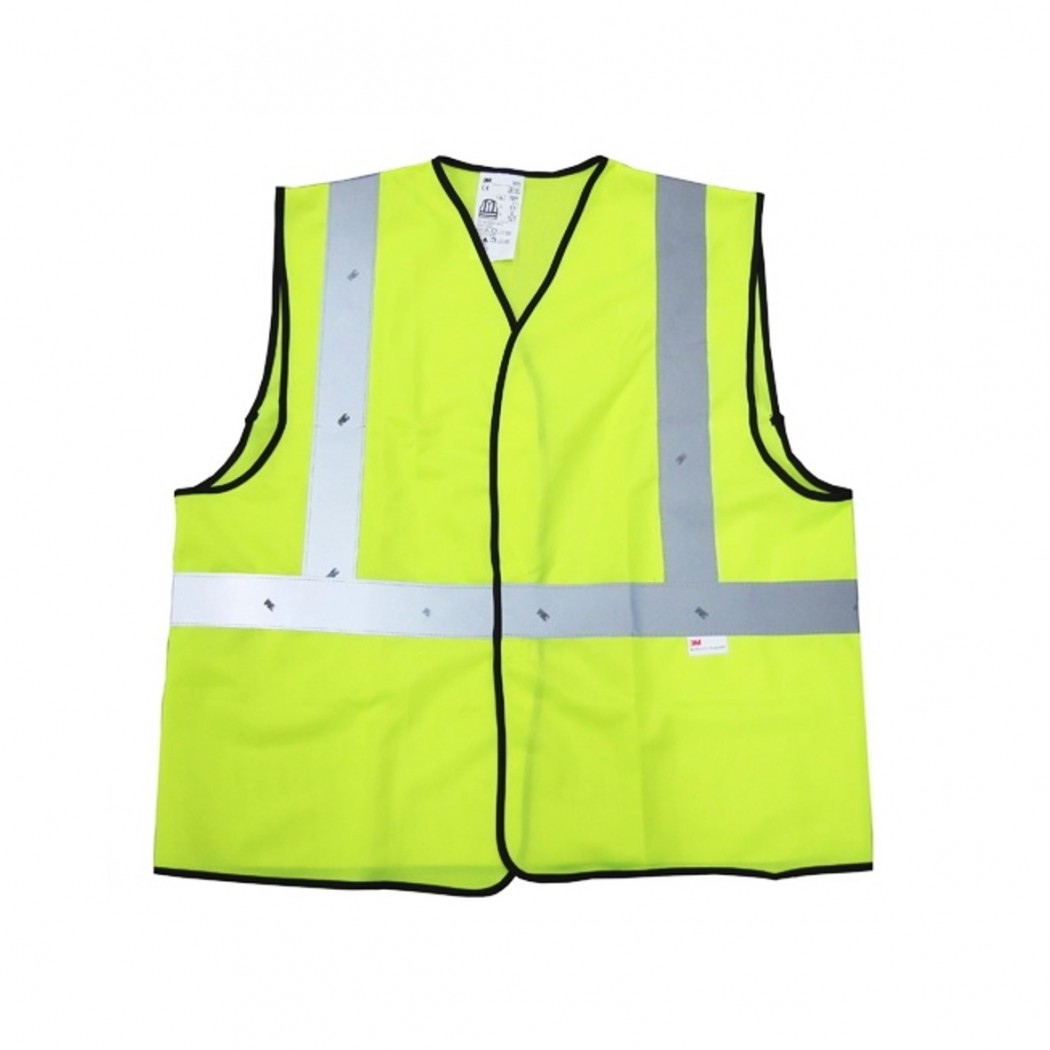 3M Lime Yellow Safety Vest 3M-V05S1