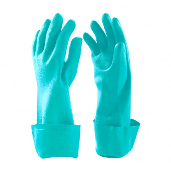 Green Nitron Chemical Resistant Glove RNU22