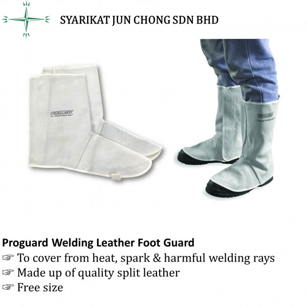 Proguard Welding Leather Foot Guard