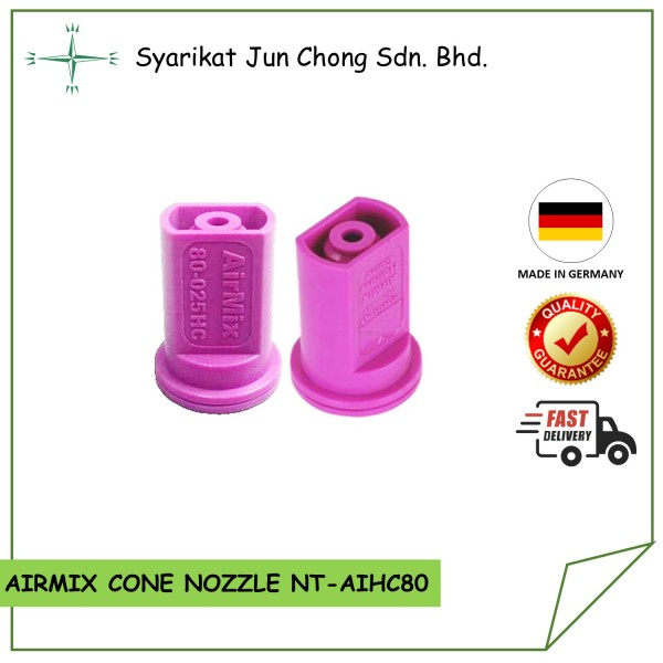 AirMix Hollow Cone Nozzle Tips for Pesticide Spray