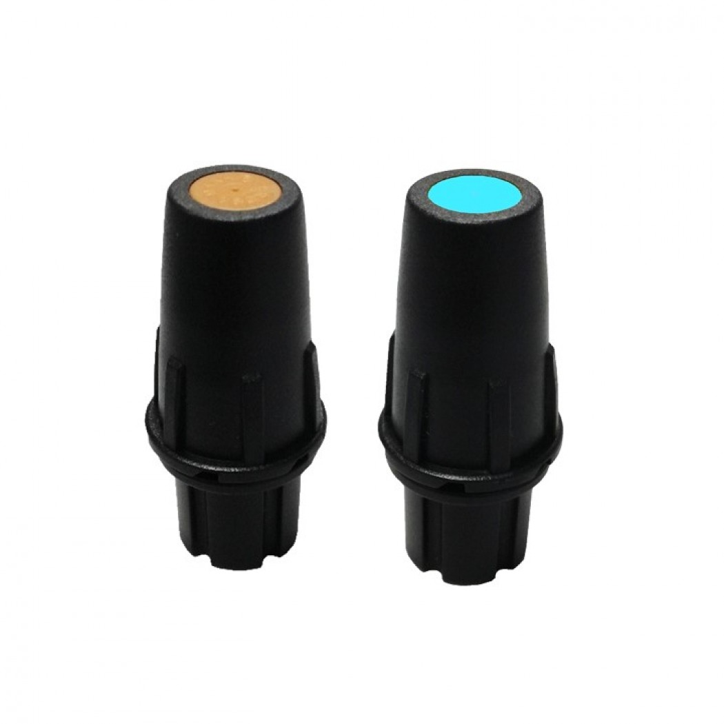 New Item! Cross Mark Long Distance Spray Plastic Adjustable Hollow Cone Nozzle