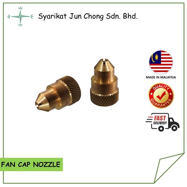 Brass Fan Cap Nozzle MB/48F