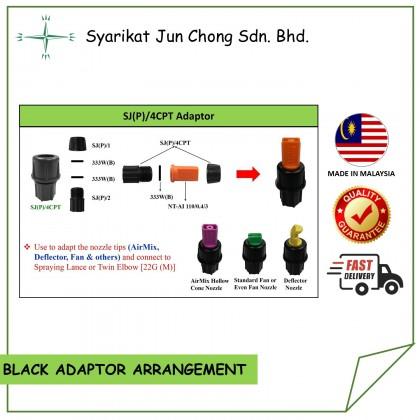 Plastic Adaptor for Nozzle Tips