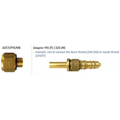 Adaptor for Accessories