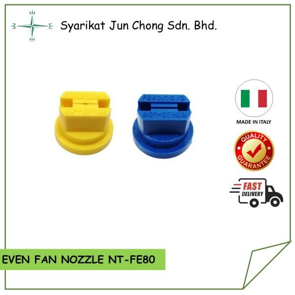 Even Fan Nozzle NT-FE80