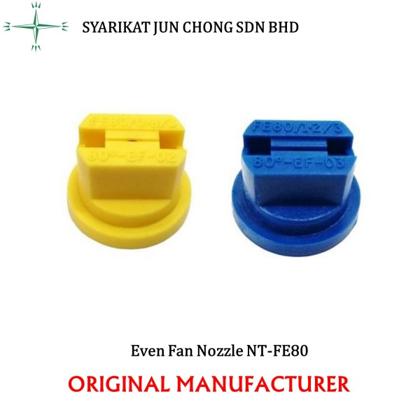 Even Fan Nozzle