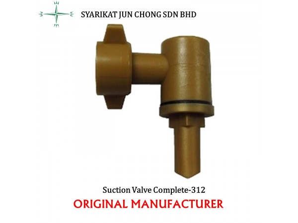 Suction Valve Complete-312/CPT