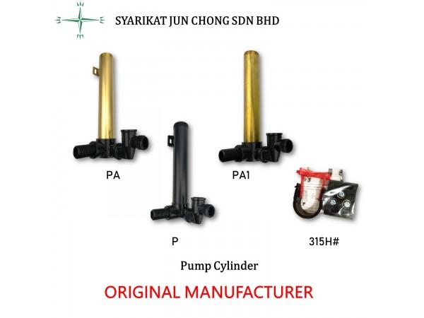 Pump Cylinder Complete-315/CPT