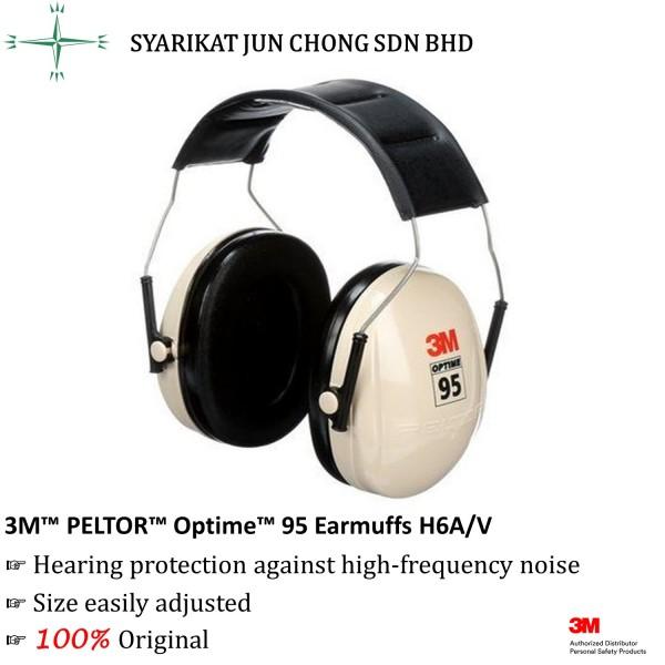 3M Ear Muff PELTOR Optime 95 H6A/V H6A/V(OH)