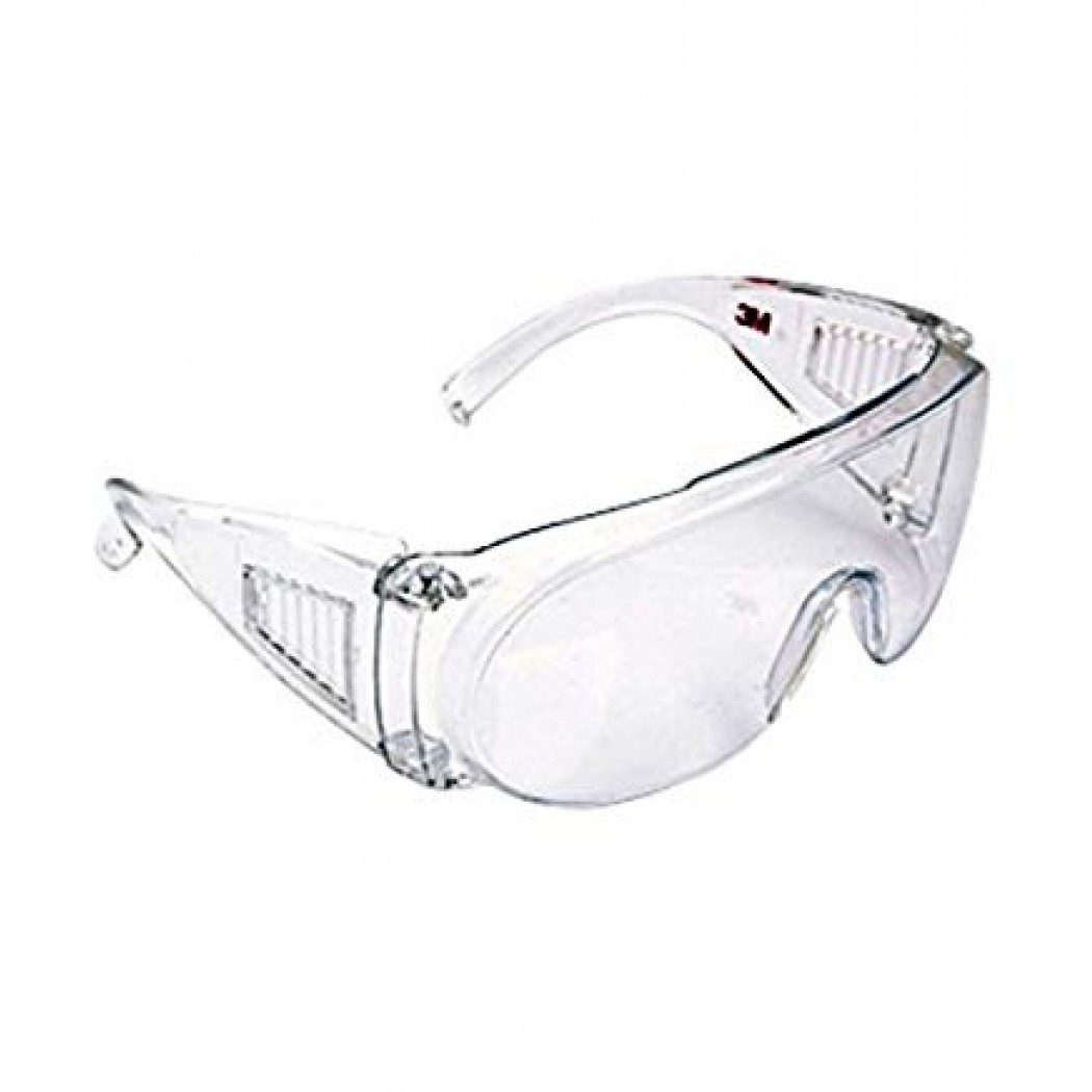 3M 1611 Safety Visitor Spectacles with 99.9% UV Protection