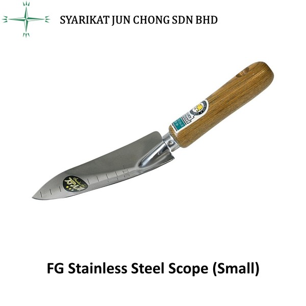 FG Stainless Steel Scope (Small)