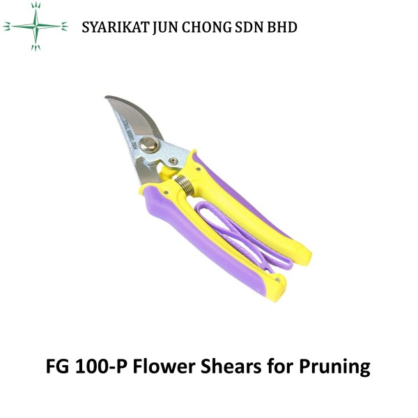 FG 100-P Flower Shears for Pruning
