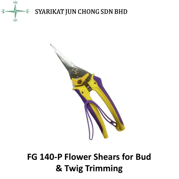 FG 140-P Flower Shears for Bud and Twig Trimming