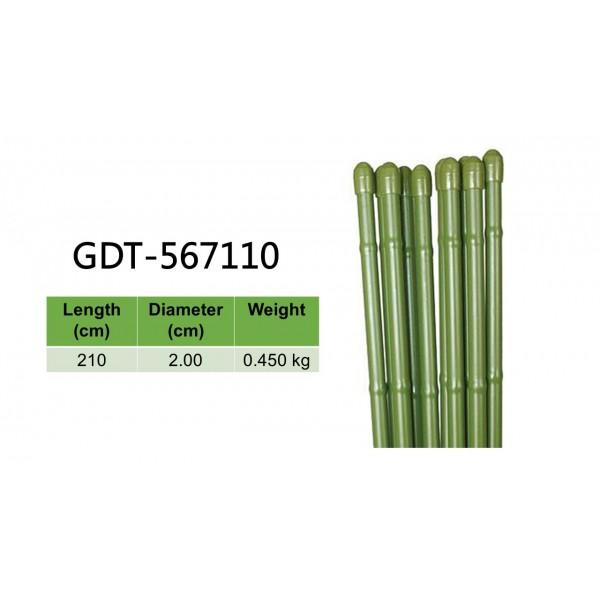 Bamboo Stakes | 210cm Length, Diameter 2.00cm
