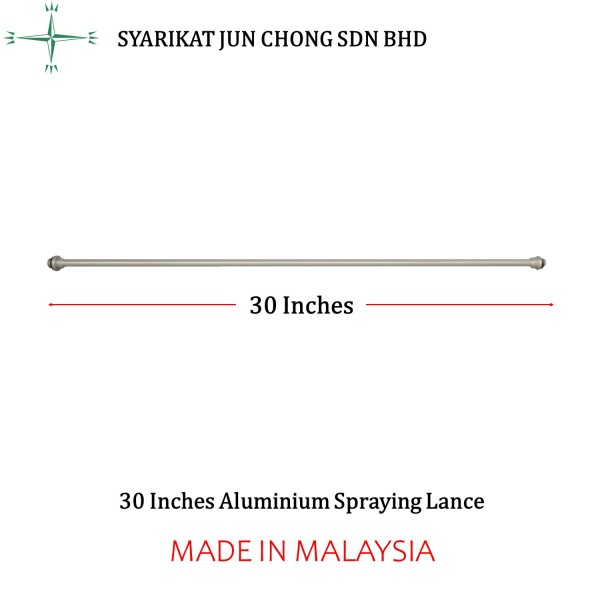 "30"" Aluminium Spraying Lance"